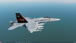 VFA-51 Screaming Eagles (CAG, XO, Line) (fictional)