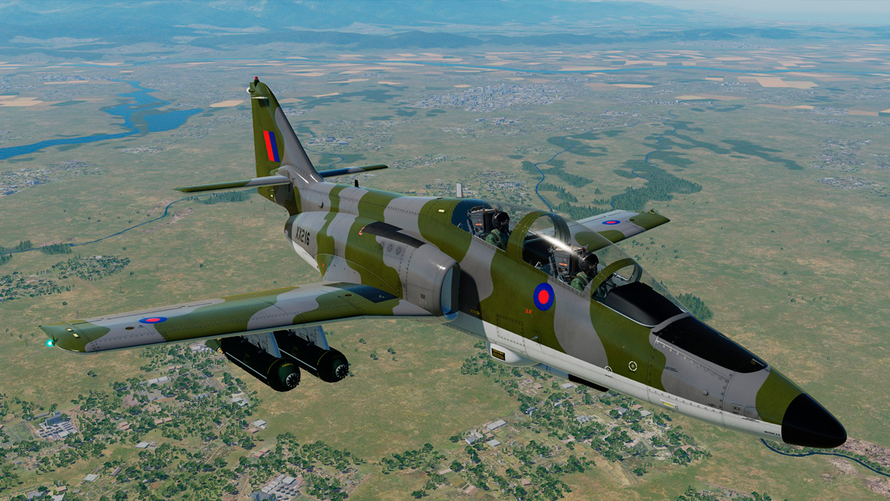 British C-101 Fictional Livery (1.1 Update)