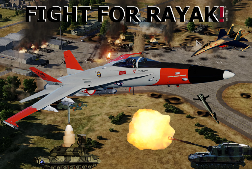FIGHT FOR RAYAK!