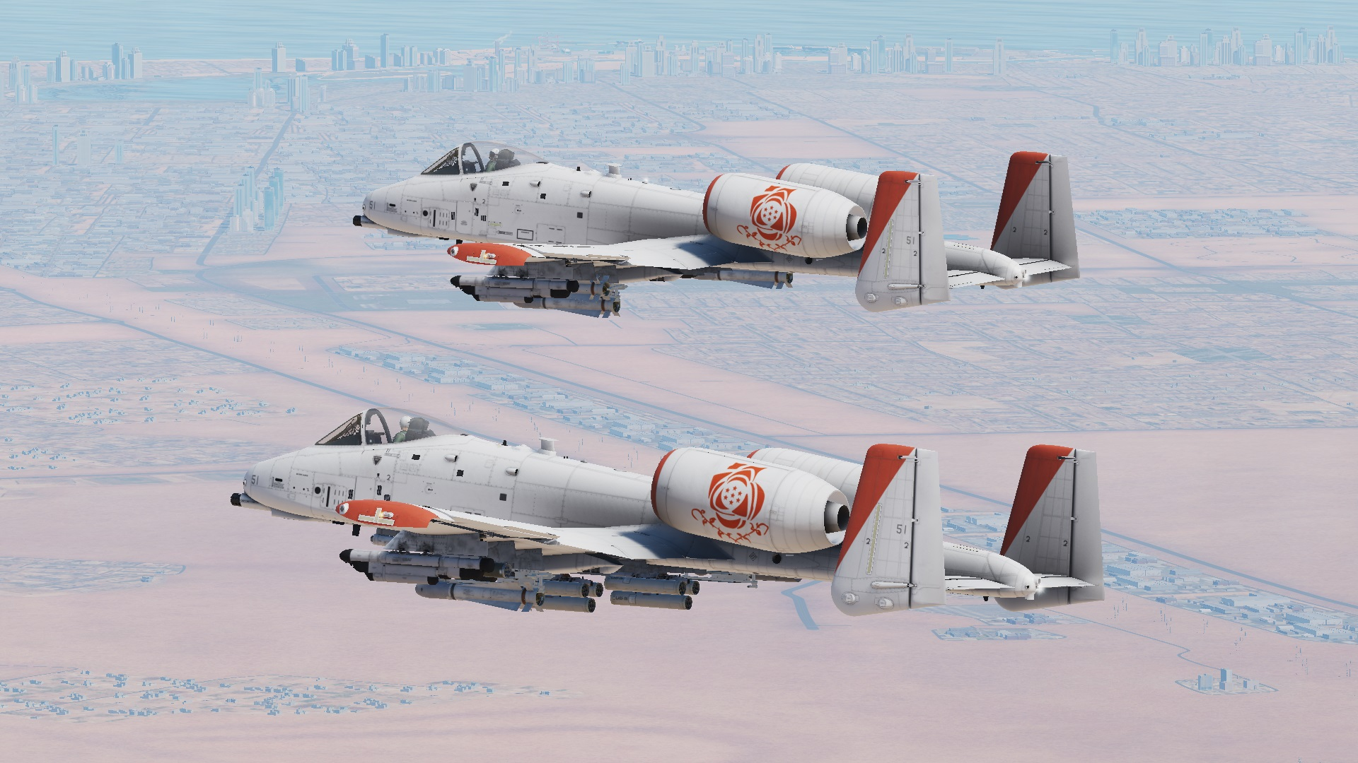 3rd Royal Guards A-10c *Fictional*