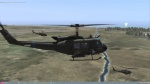 UH-1: 2/17th Cavalry Vietnam Skin Pack