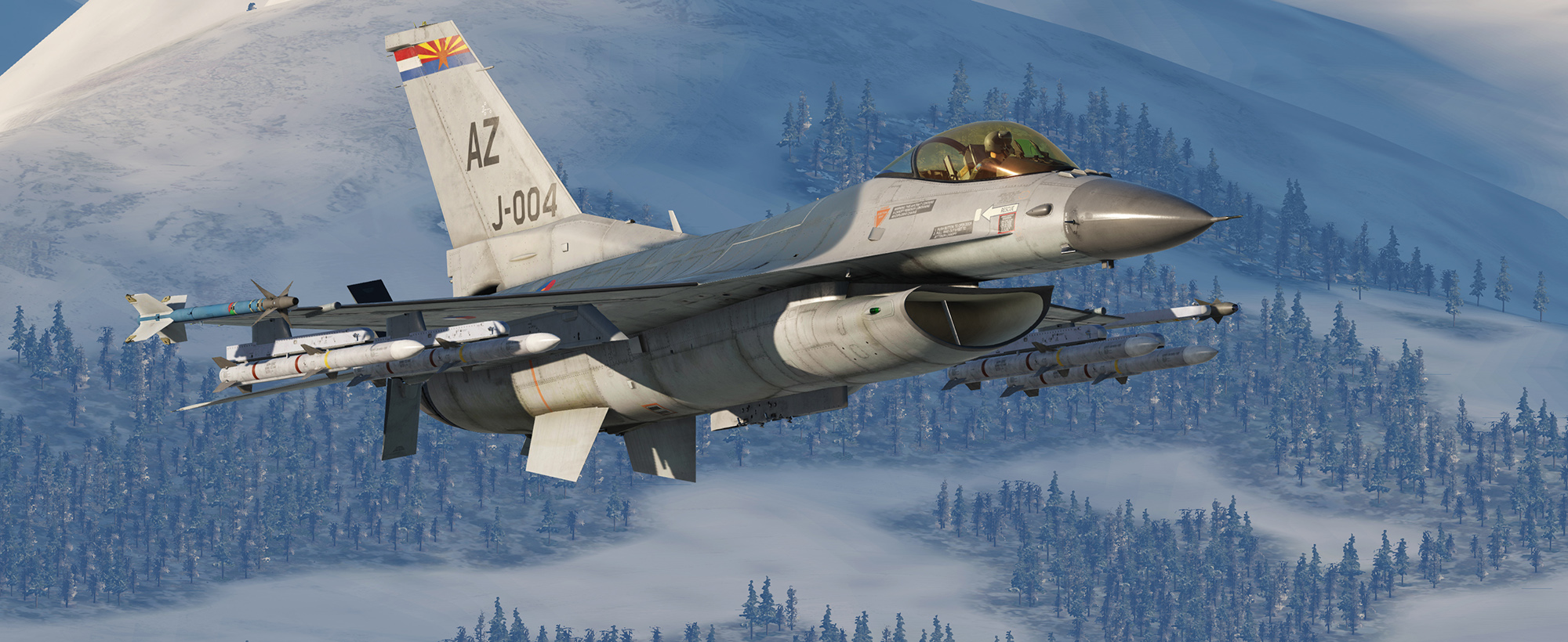 Dutch F-16 148thFS AZ by Mispunt - V0.4