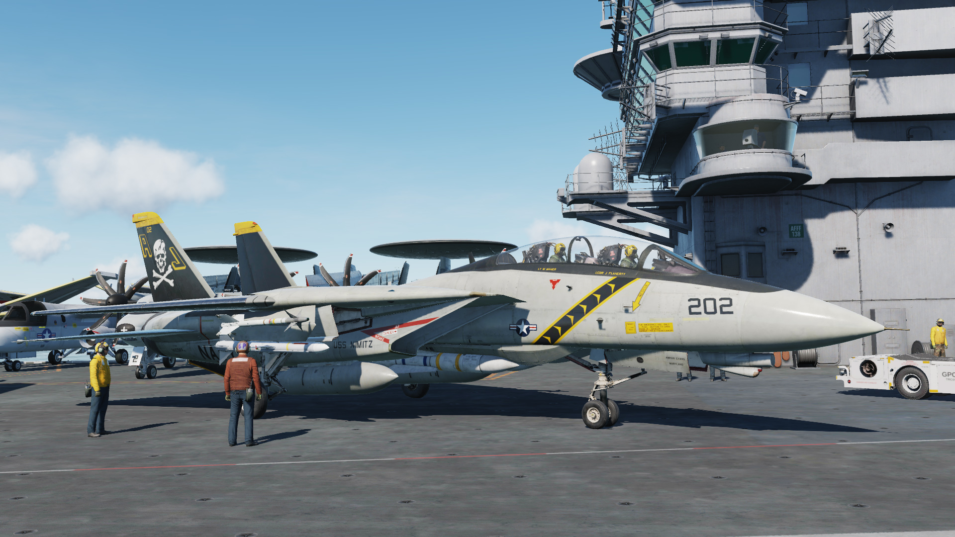 F-14A VF-84 Jolly Rogers 1982