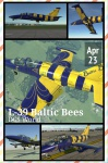 L-39 Baltic Bees 1 to 6
