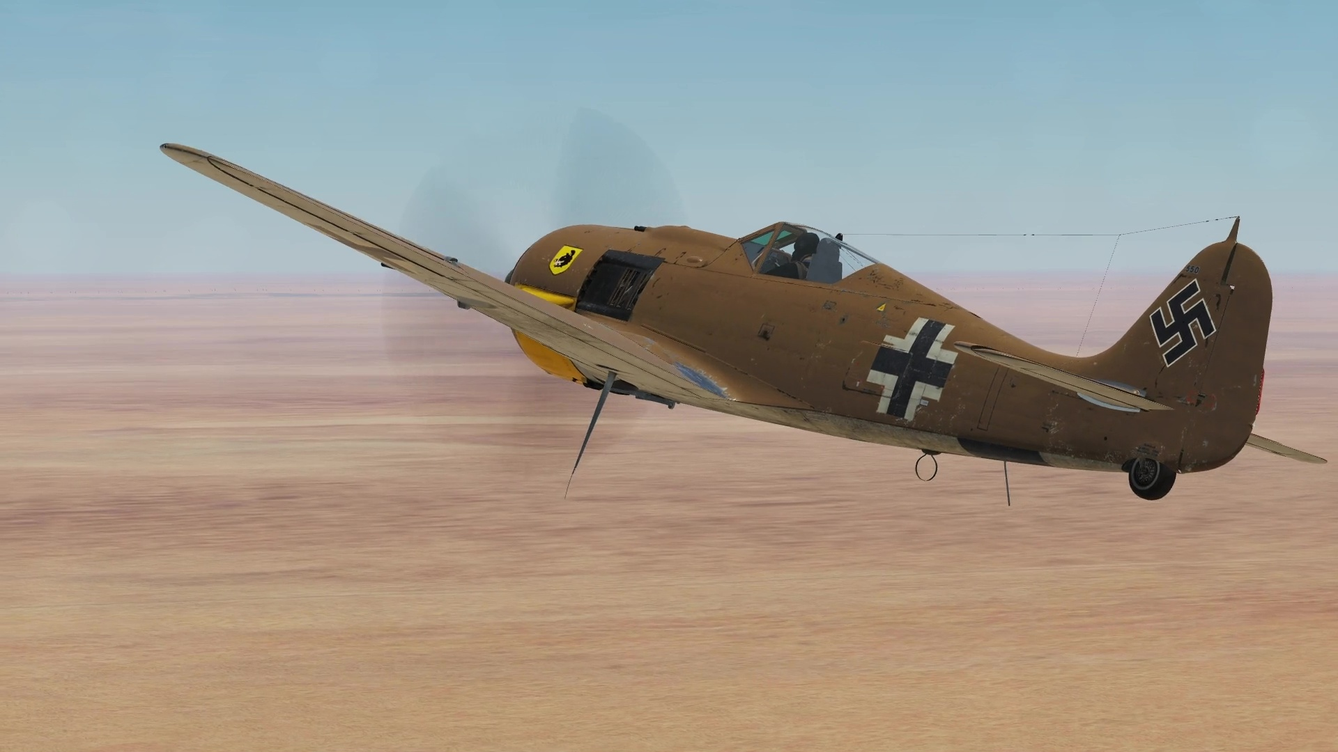 Tako Desert Wulf A-8 (without specken)