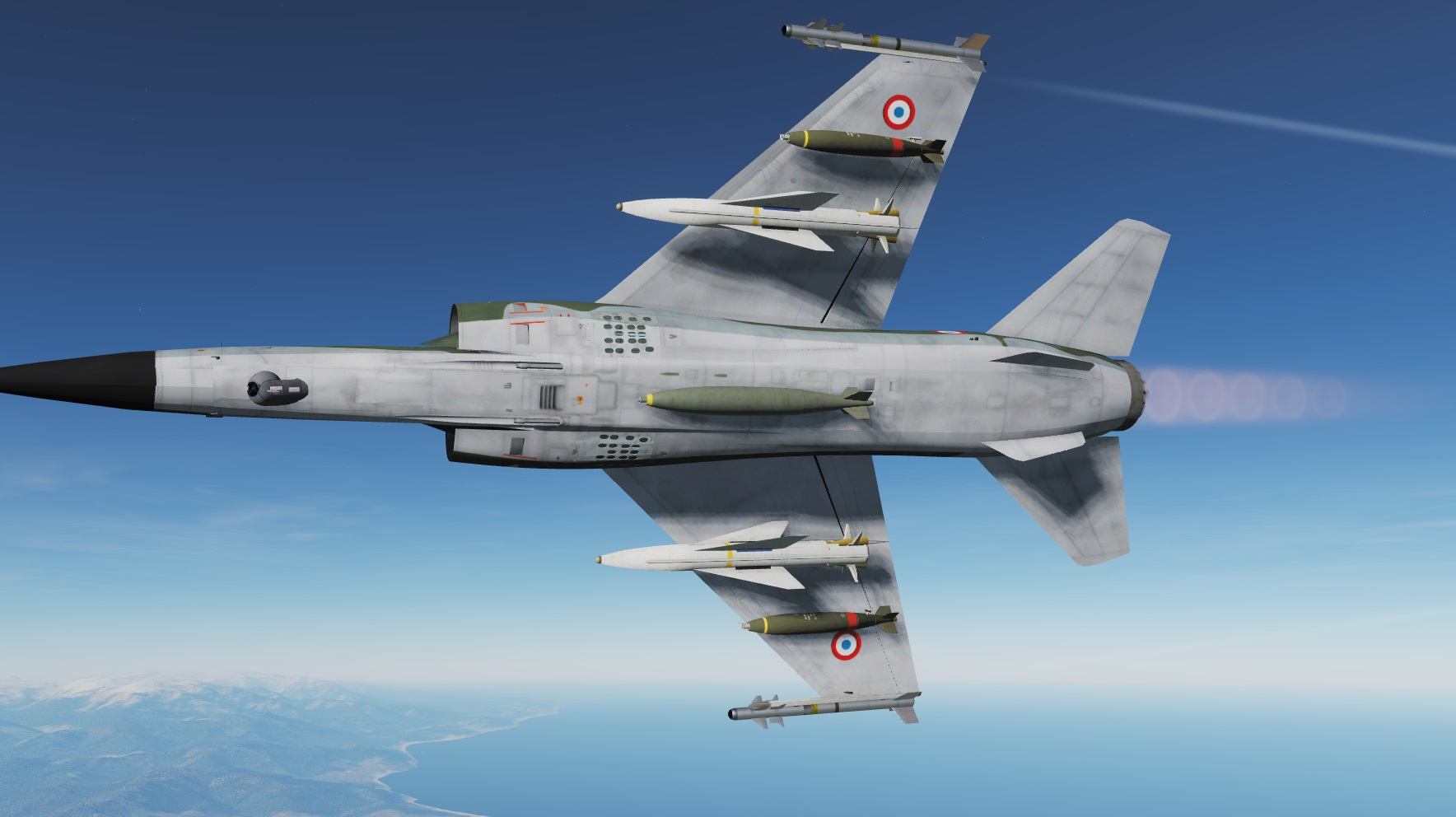 MIRAGE F1 and F1CT for 2.5.5 by Eric and Patrick