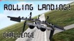 A-10C Stunt Landing Challenge! Fly with me #1