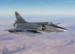 Mirage 2000-C Portuguese Air Force - Bare metal