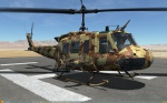 UH-1H Huey - No Markings - CADPAT Arid Regions 2.0 - Canada