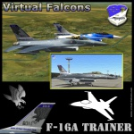Virtual Falcons F-16A Trainer
