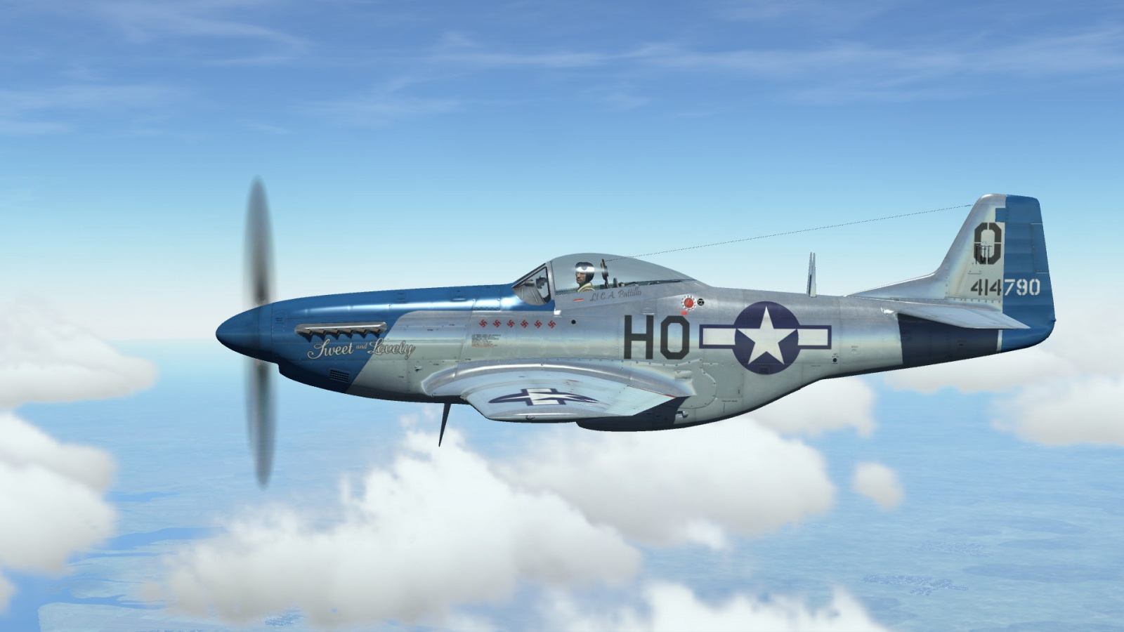 the effects of the p 51 mustang Still accepting donations at preddy-foundationorg - this film for public  television tells the amazing story of the top p-51 mustang ace of wwii, george.