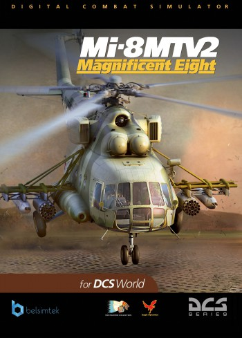DCS: Mi-8MTV2 Magnificent Eight by Belsimtek
