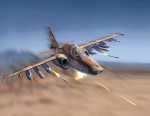 DCS World Su-25T Menu Wallpaper Mod