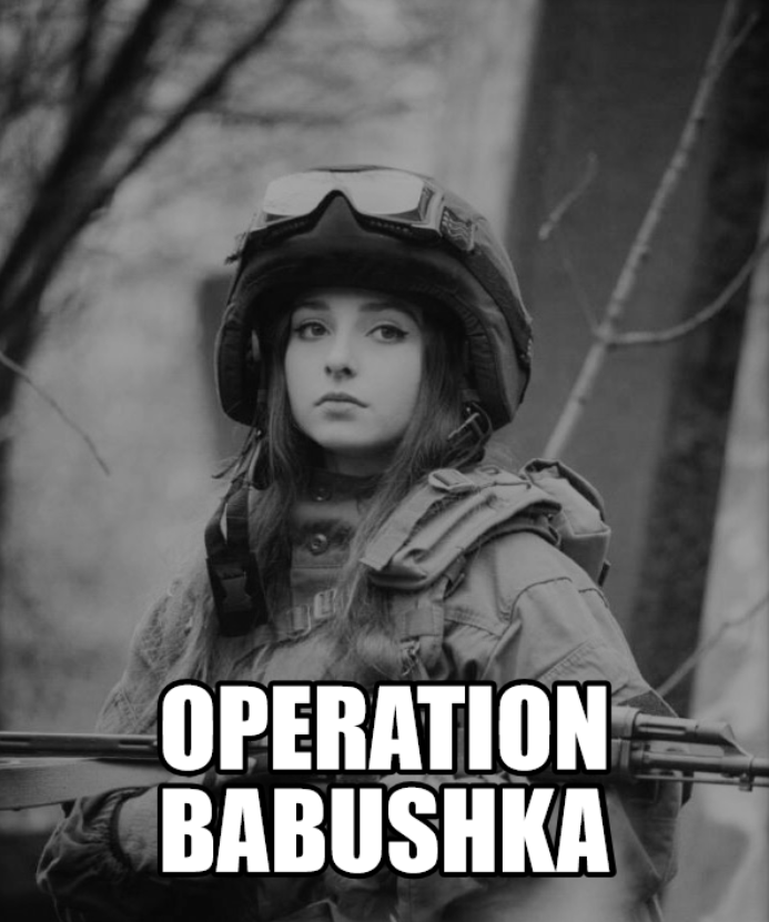 Operation Babushka - A-10C II Easy mission for Beginner ( V2 )