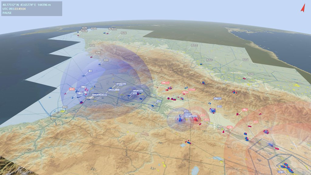 User files caucasus vfr ground textures for tacview gumiabroncs Gallery
