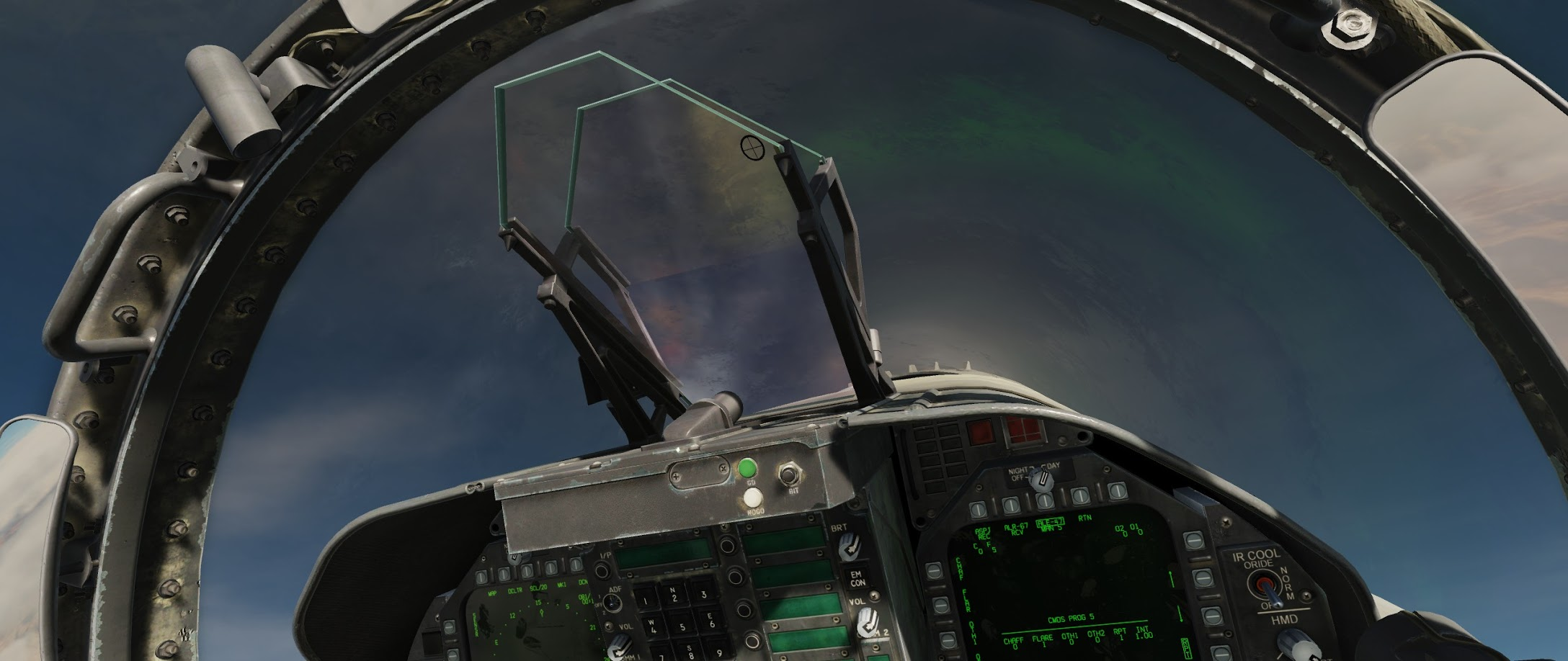 Fa 18c Cockpit Cosmetic Pack V3 0