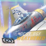 DCS F-86F Weathered Airframe Liveries - Not Compatible w/ 2.5.4+