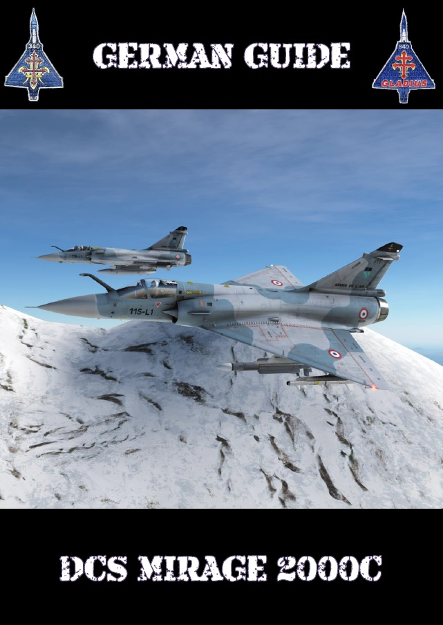 German Guide Mirage 2000C