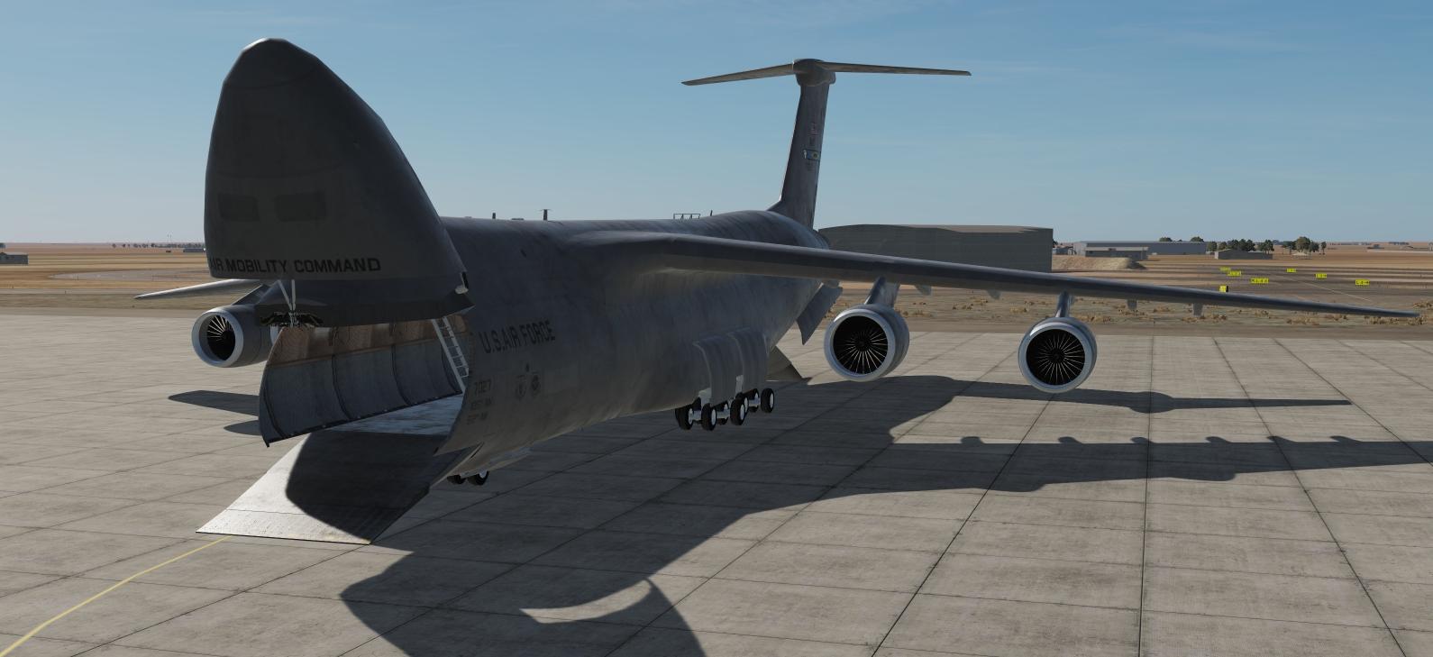 Military Aircraft Mod 2