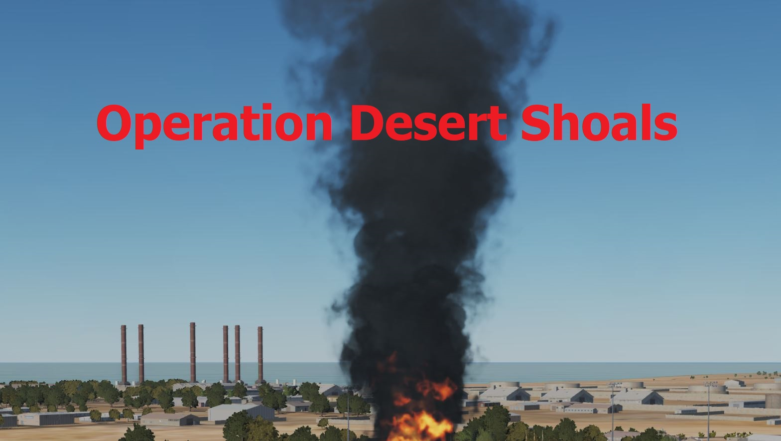 Operation Desert Shoals