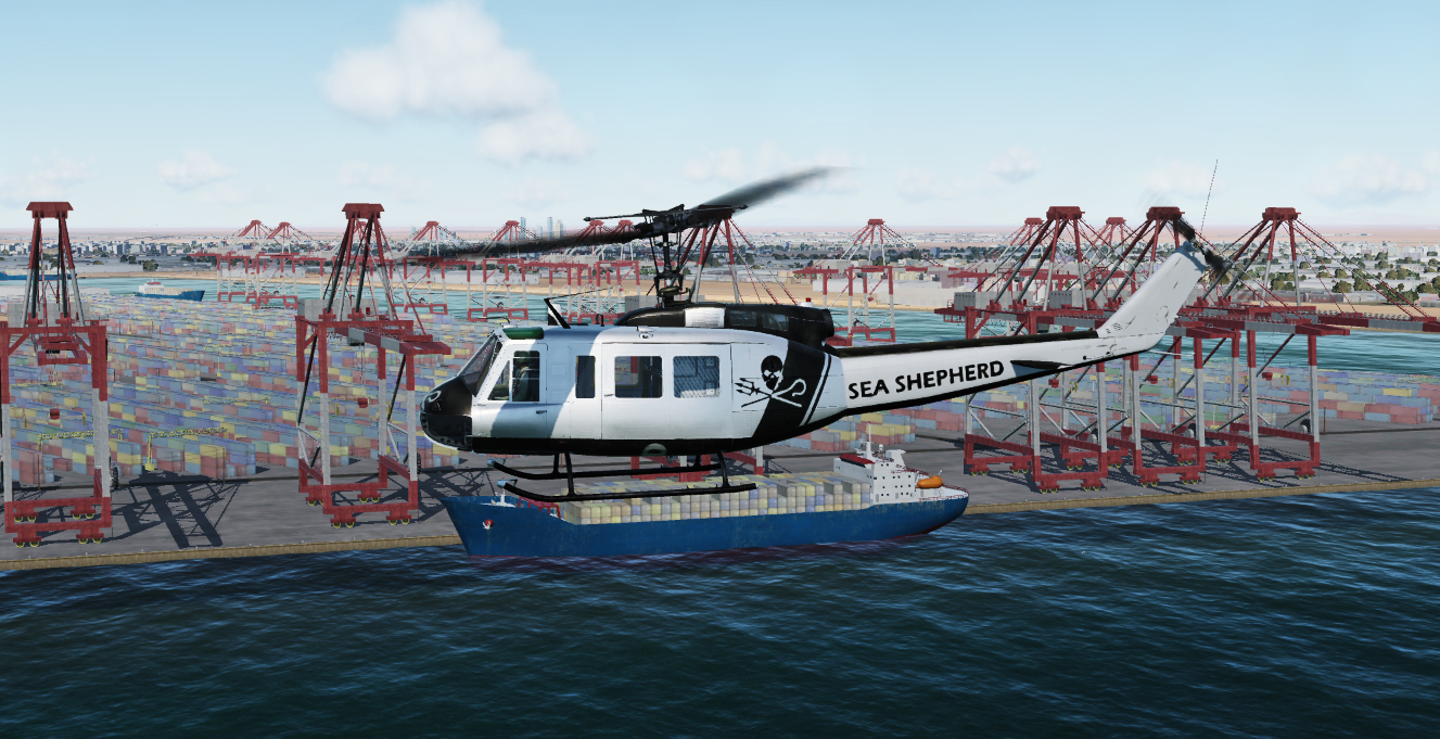 UH-1H Sea Shepherd [Fictional]