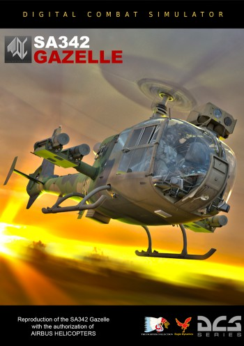 DCS: SA342 Gazelle by Polychop Simulations