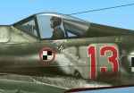 FW-190D9 Red13 JV44