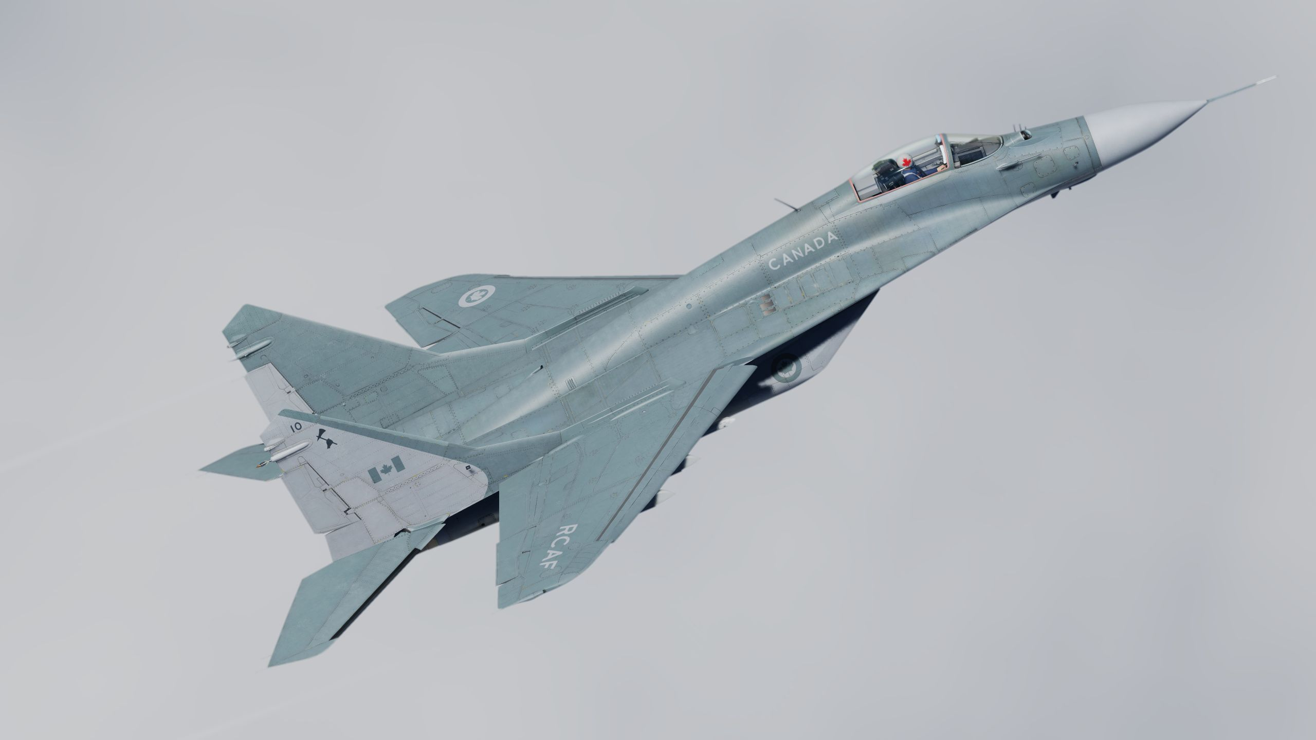 Canadian Air Force MiG-29 S