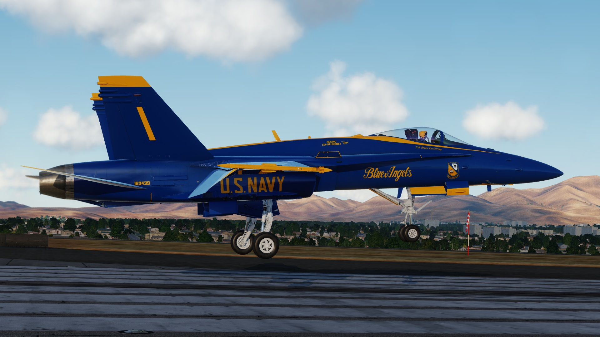U.S. Navy Blue Angels - 2020