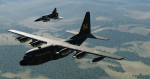 Tp 84 Swedish Air Force 80's Skin for KC-130 *Updated 02-11