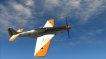 Brazilian Air Force P-51D Training Missions - FICTIONAL