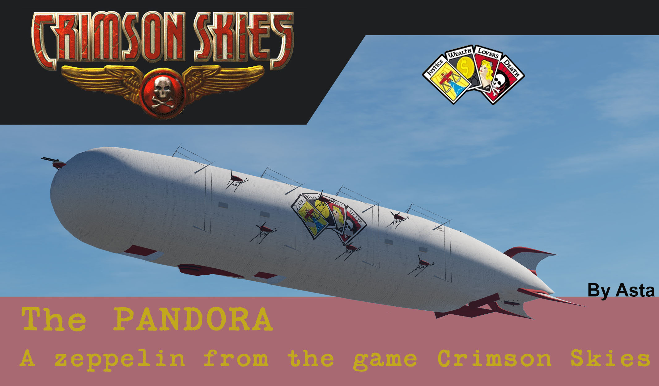 Pandora for DCS World