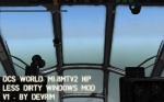 DCS: MI-8MTV2 Less Dirty Windows Mod