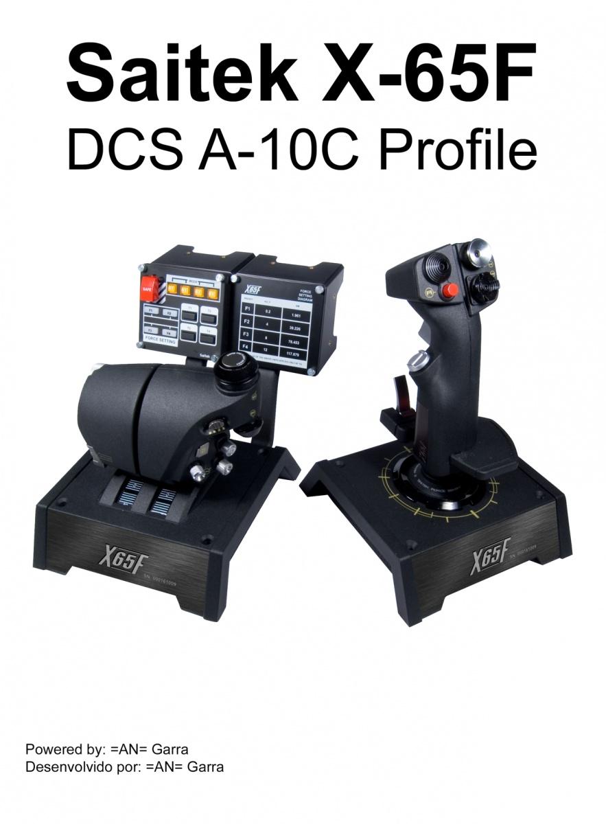 Saitek X 65f Hotas Profile For Dcs A 10c