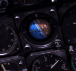F-86F Improved Attitude Indicator