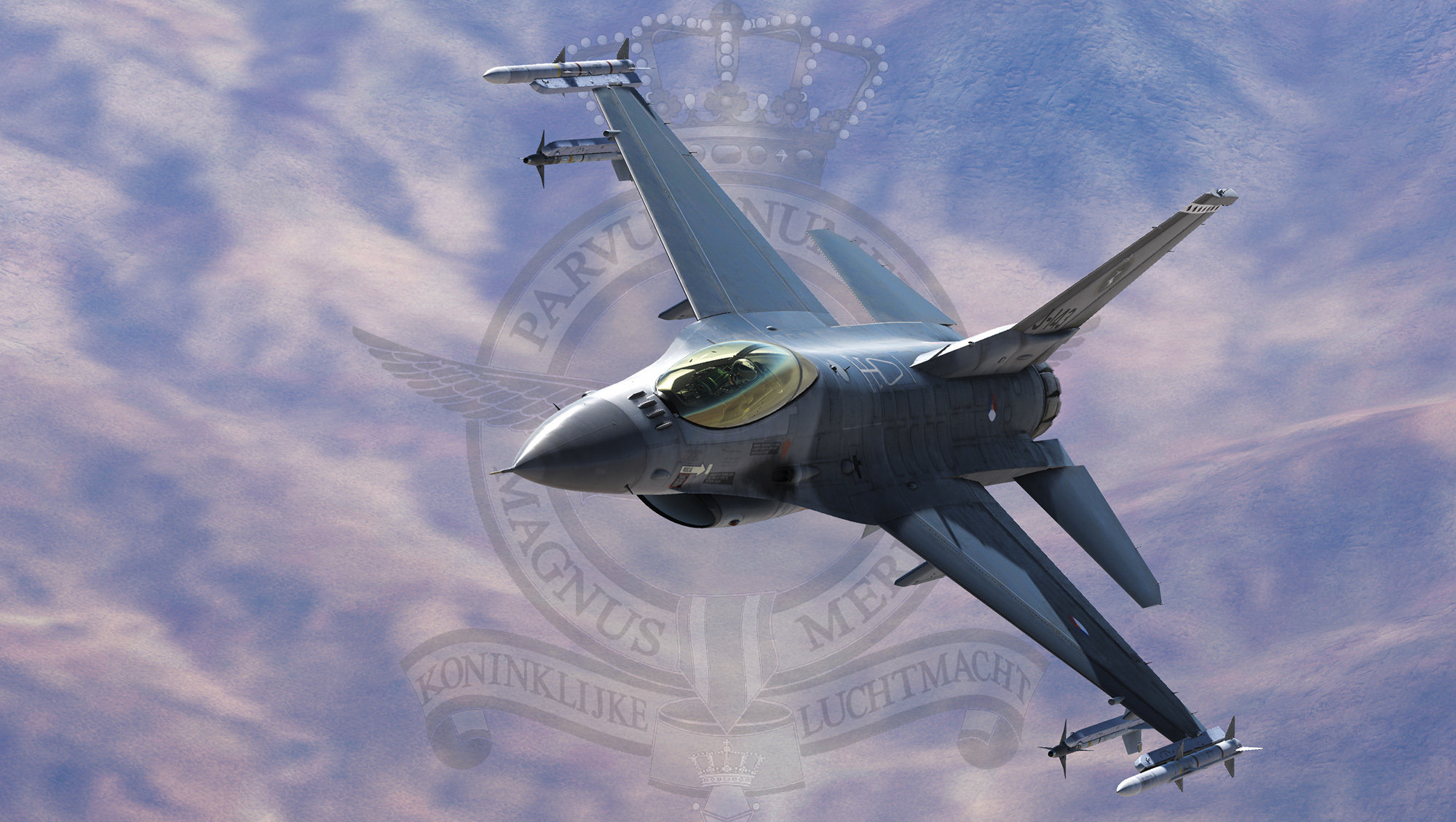 Dutch F-16 314SQ by Mispunt - V0.5