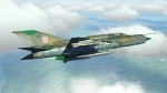 MiG-21bis Croatian Air Force Modern