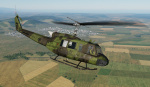 UH-1H - RCAF Griffon Liveries for DCS 2.5