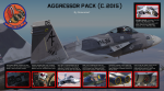 "VFA-204 ""River Rattlers"" Aggressors (c.2015) - UPDATED"
