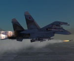 Su-27 Mission - Lone Survivor (SP)