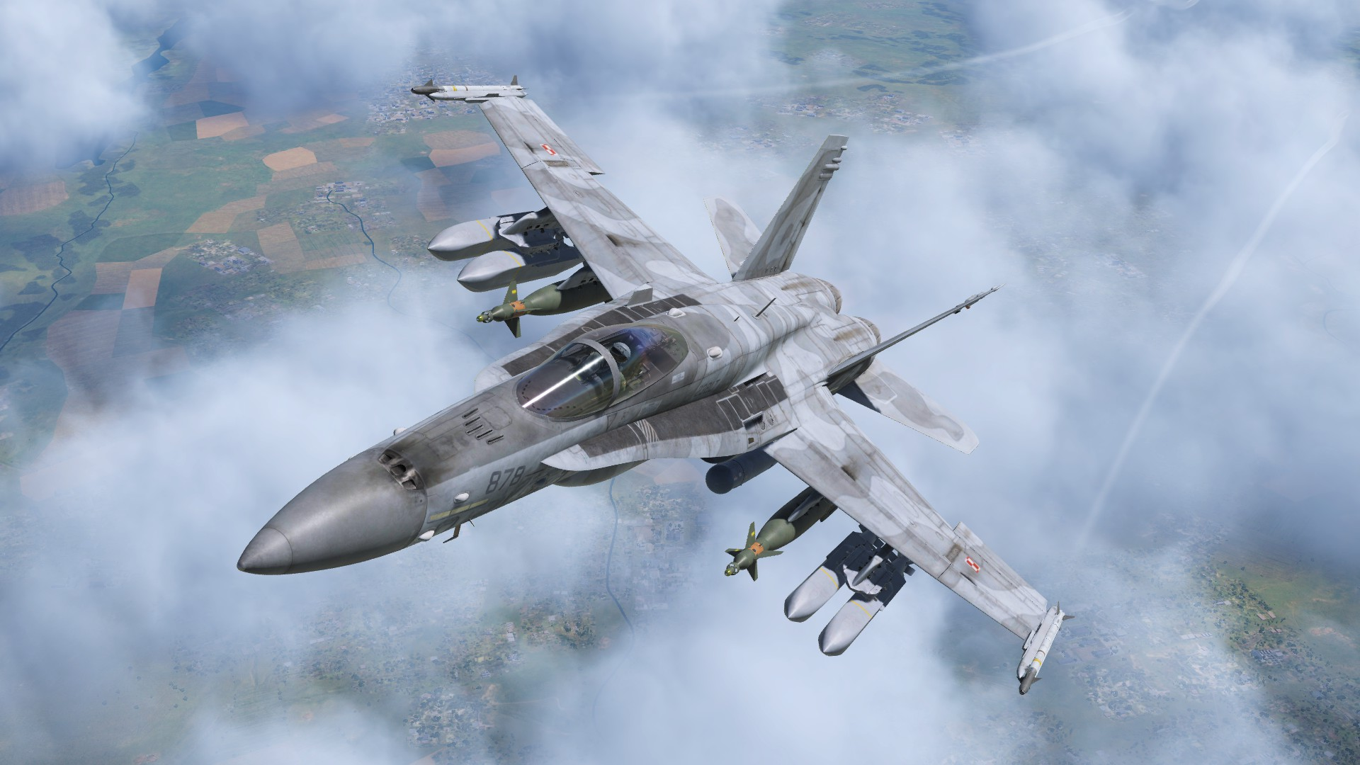 F/A-18C - Polish Air Force [Fictional] v1.2