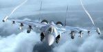 PvE Ultimate Guns Only Dogfight Arena Co-2 (SU-27 Flanker v.)