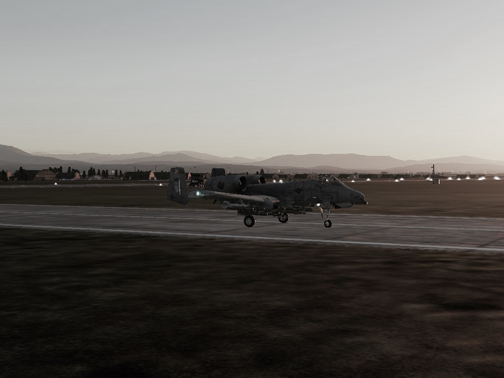 A-10A Smack Down At Brut