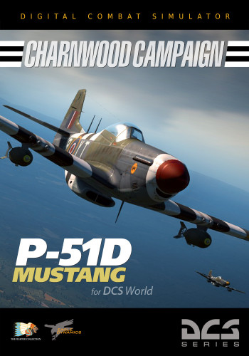 P-51D Charnwood-Kampagne