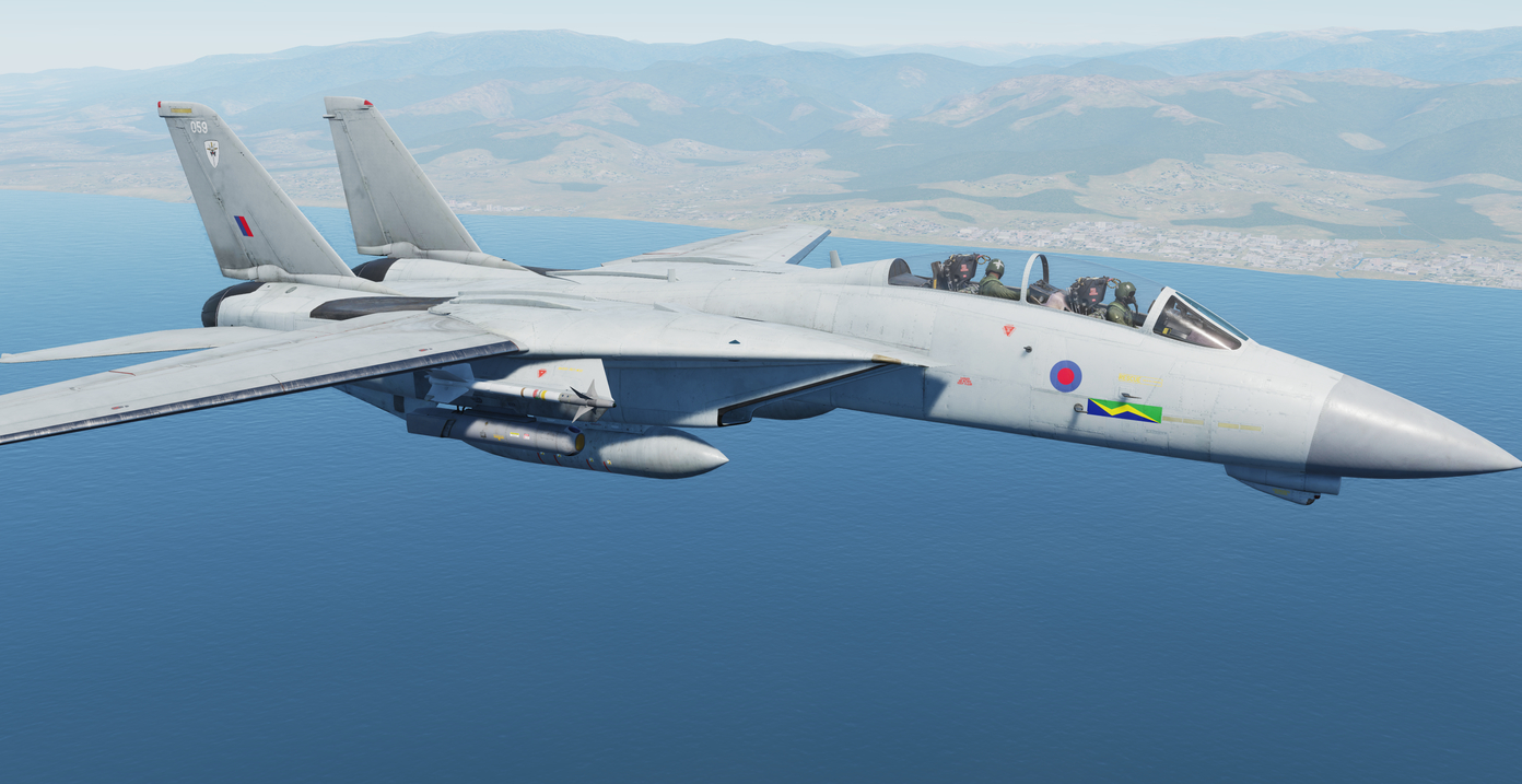 Fictional RAF F-14 Tornado GR4 Liveries part 4/4 (XIII & XV(R) Squadrons)