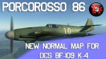 New normal maps for the DCS: Bf-109 K4