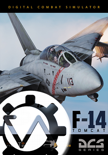 DCS F-14B VoiceAttack by Bailey v1.91