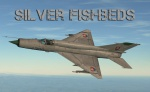 MiG-21bis - Silver Fishbeds Skin Pack