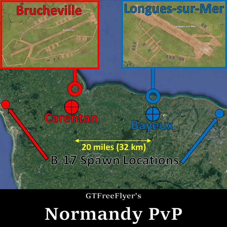 GTFreeFlyer's Normandy PvP
