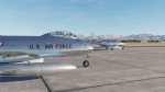 F-86 USAF Bare Metal skin pack (Version 2.0)